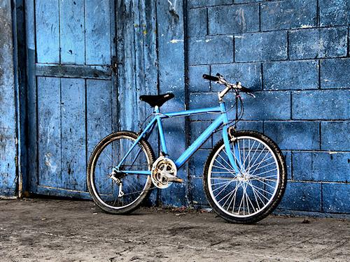 Memoria en bici un alma cercana - La bici azul ...
